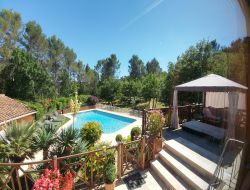 Holiday rental  between Aix, Marseille and Cassis near Vitrolles