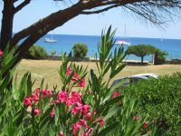 Self-catering apartment in north Corsica
