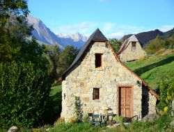 Self-catering gite in Pyrenees near Argeles Gazost