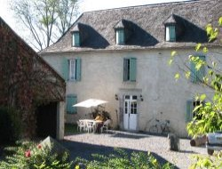 Self-catering gite in french Pyrenees near Ance