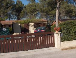 Holiday house in south of france near Auriol