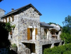 Location saisonni�re � Florac (48).