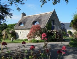 Holiday cottage in the South Finistere.