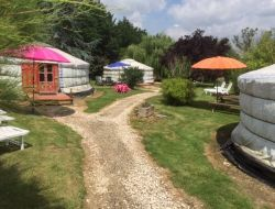 Holidays in Yurts in Burgundy