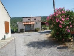 Location d'un gite à Pradelles en Val dans l'Aude.
