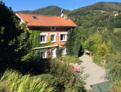 Self catering cottage in Ariege, Midi Pyrénées. near Oust