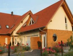 Holiday cottage in Alsace
