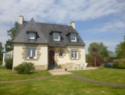 Holiday rental close to Perros Guirec in Brittany.