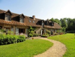 B&B close to Cheverny in the Loir et Cher.