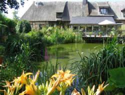 B&B near Honfleur in Normandy