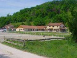 Hébergement en gite de groupe en Isère.