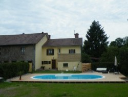 Standing cottage for holidays. near Ban de Laveline