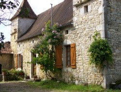 Self-catering cottage in the Lot. near Marcilhac sur Célé