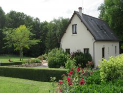 Self-catering gite in Loire Valley.