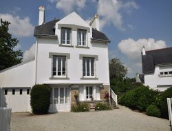 Holiday accommodation in Benodet, south Finistère near Penmarch