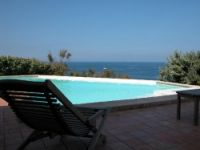 Holiday rental with pool in Corsica.