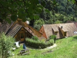 Guest rooms in Alsace. near Mitzach