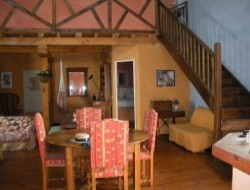 Big capacity holiday cottage in the Aude. near Quarante