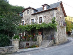 Self-catering cottage in Aveyron near Curières