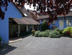 Self-catering gite in Alsace