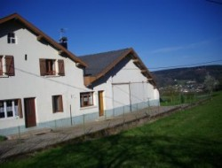Holiday accommodation in the Vosges near Fontenois la Ville