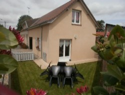 Self-catering cottage in Picardy
