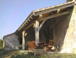 Self-catering gite with pool in the Lot et Garonne near Saint Front sur Lémance