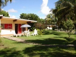 Self-catering accommodation in Guadeloupe Island