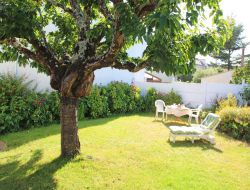 Self-catering gite in Etel, Morbihan. near Nostang
