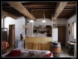 Self-catering gite in Burgundy near Blanot