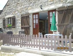 Self-catering gite in Lozere near Saint Jean la Fouillouse