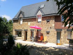 B&B in Plouha, Northern Brittany.