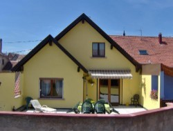 Self-catering gite in Alsace. near Molsheim