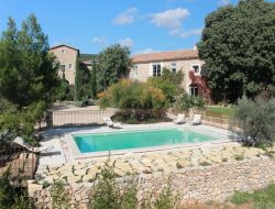 Self-catering gite in Languedoc.