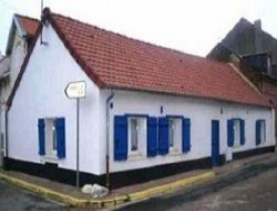 Self-catering cottage in the Bay of the Somme.