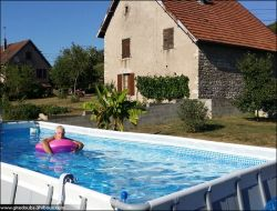 Holiday cottage in Doubs