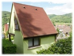 Holiday rental in Alsace