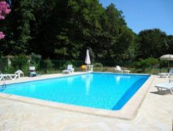 Holiday villa with pool in Corsica