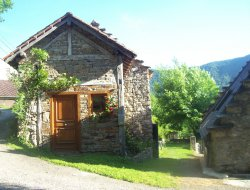 Rural accommodation in Ariege, Pyrenees.