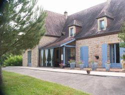 B&B in the Dordogne Valley near Saint Vincent de Cosse