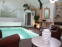 Self-catering gites in Brittany. near Saint Thois