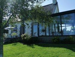 Location saisonniere à Plonevez du Faou.