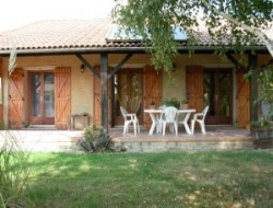 Holiday villa with pool close to St Gaudens