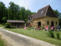 Self-catering gite in Dordogne near Saint Felix de Reillac