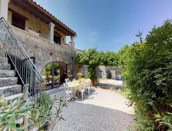 Gite à Navacelles dans les Cevennes Gard