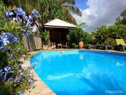 Location de bungalows, St francois en Guadeloupe