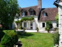 B & B close to Loire Castle near Cormeray