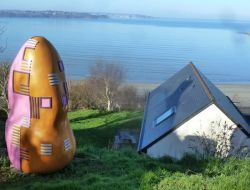 Seaside holiday accommodation in Brittany near Lannion