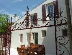 Self-catering gite in Charente Maritime near Saint Just Luzac