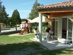 Holiday village in Charente.